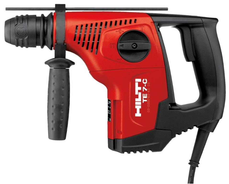 Hammer Drill Hilti Te7 C 6 16 Mm Ashburton U Hire