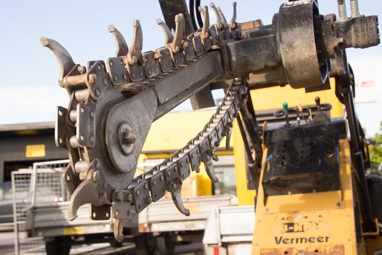 Skid Steer loader, Trencher, Augers, Buckets – Ashburton U-HIRE