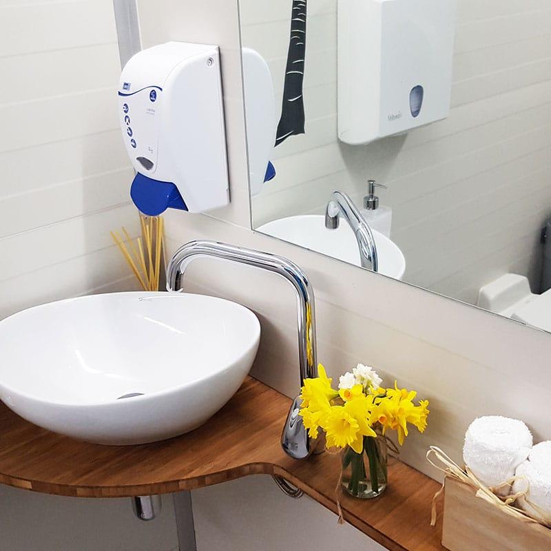 Do I Need A Luxury Portable Bathroom Trailer For My: Portable VIP Toilets & Bathrooms