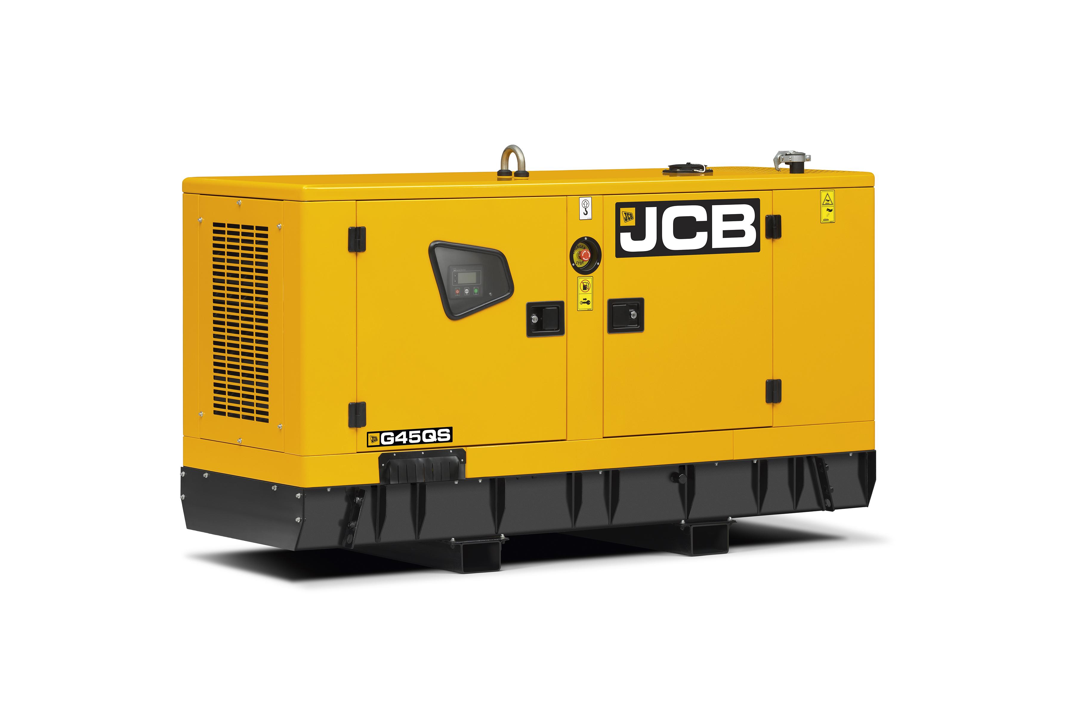 Generator 45 KVA , 3 Phase & Single Phase – Ashburton U-HIRE